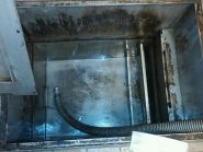 Grease Trap - After