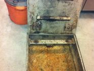 Grease Trap - Before